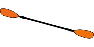 ダブルブレードパドル