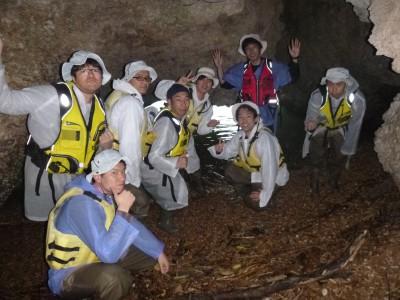 沖縄シーカヤックマングローブツアー