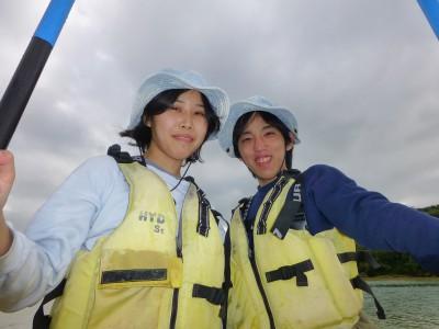 沖縄シーカヤック