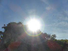 マングローブカヤック、とっても良い天気でしたね 青空も最高!